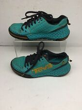 Teva Mens Teal Water Shoes Us Size 8