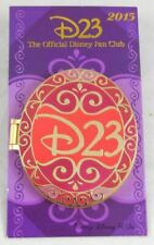 Disney D23 2015 Hinged Commemorative Pin Walt and Mickey Mouse Partners Statue