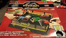 Battlebots Arena set Battlebox 2001 Road Champs Ultimate Missing Parts