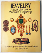 Jewelry: A Pictorial Archive of Woodcuts and Engravings Edited by Harold H. Hart