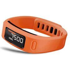 Strumenti elettronici arancione Garmin per lo sport