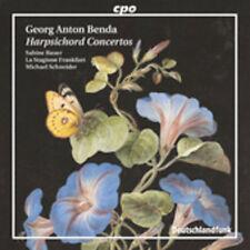 Sabine Bauer - Harpsichord Concertos [New SACD] Hybrid SACD