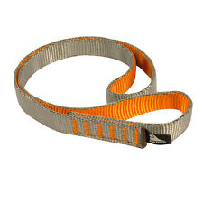 Fusion Quickdraw Runner 5000 lbs Rated Stitched Loop Nylon 40 x 1.7cm Tan/Orange