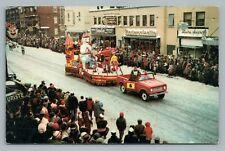 Bonhomme de Neige QUEBEC CITY Carnaval—Winter Carnival Snowman Vintage 1950s