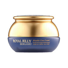 [BERGAMO] Royal Jelly Wrinkle Care Cream 50g / Anti-Aging Korea Cosmetics New