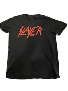 Slayer Thrash Metal Band Shirt M Medium / Metallica Megadeth Anthrax