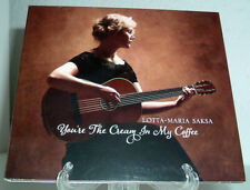 LOTTA MARIA SAKSA - You´re The Cream In My Coffee © 2018 ACOUSTIC Music  Records