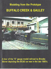 The Buffalo Creek & Gauley - Modeling from the Prototype A&R Productions DVD