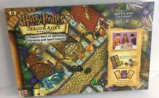 Harry Potter Diagon Alley Board Game By Mattel 2001 Missing Some Coins