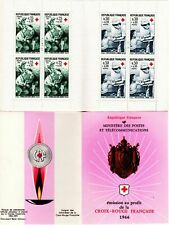FRANCE 1966 Croix-rouge CARNET  YT n° 2015  Neuf ★★ luxe / MNH  (N)