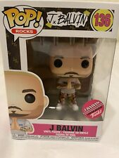 Funko Pop Rocks J Balvin #136 Limited Edition Exclusive Free Shipping
