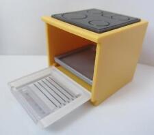 Playmobil Dollshouse/Cafe muebles de cocina: placa de horno & Nuevo