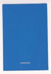 "New Samsung Original Galaxy Tab A 8.0"" Canvas Smart Cover Book Case"