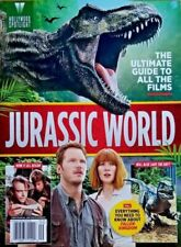 Hollywood Spotlight Magazine Jurassic World Ultimate Guide to All The Films 2018