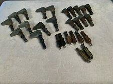 27pcs Assorted Side Grip Fasteners Clamps & Other Fasteners Lot