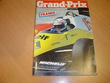 Grand-Prix international N°61 France