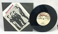 "SCREWDRIVER VINYL 7"" original 1977 ANTISOCIAL CHISWICK SKINHEAD OI! PUNK ROCK"