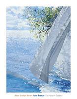 Late Breeze by Alice Dalton Brown Art Print Coastal Beach Ocean Poster 46x36