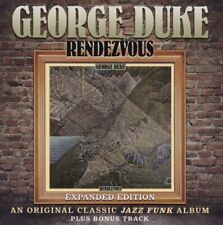 George Duke - Rendezvous         Expanded Edition   cd