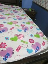 Colorful Disney Twin Fitted Sheet