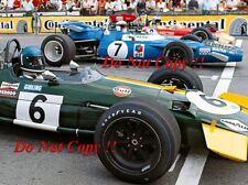 Jacky Ickx Brabham BT26A Winner German Grand Prix 1969 Photograph 2
