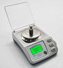 Precision Lab Milligram Balance 50g x 0.001g Tree JLY53 Jewelry Scale Top Loader