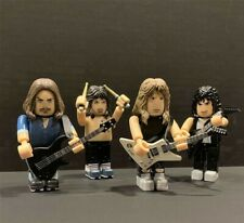 More details for metallica brokker collectible figures - new - block toys master of puppets