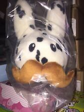 Kidrobot Frank Kozik 14inch Happy Labbit Dalmation Plush Toy