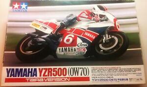 Tamiya 1:12 Yamaha YZR500 (OW70) Taira Version Model Kit - New Sealed Box