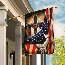 New listing Jesus American Flag A Great Gift Idea For Friends On Independence Day Flag