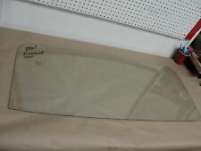 OEM 67 Pontiac Firebird Chevy Camaro REAR BACK WINDOW WINDSHIELD GLASS