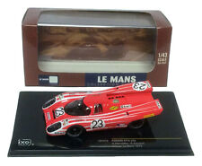 IXO LM1970 Porsche 917K #23 Winner Le Mans 1970 - Herrmann/Attwood 1/43 Scale