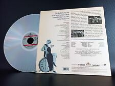 42nd Street Laserdisc MGM Home Video Extended Play Dick Powell & Ruby Keeler