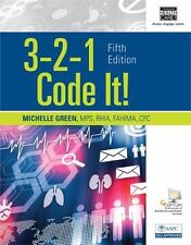 3-2-1 Code It!  Text & Workbook with Cengage EncoderPro.com Demo Access Card