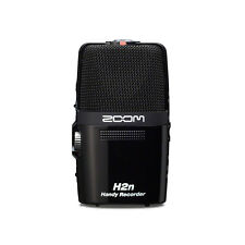 Zoom H2n Handy Digital Audio Portable Stereo Handheld Recorder w/ Wavelab LE7