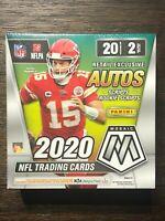 2020 Panini Mosaic Football NFL Mega Box Walmart Exclusive - New Factory Sealed