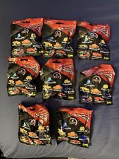 8X Disney Pixar Cars 3 Collectible Figures Mystery Blind Party Backs Lot Of 8...