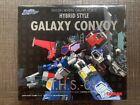 Takara Transformer Galaxy Force Hybrid Style Galaxy Convoy T.H.S.-01 THS 01 MISB For Sale