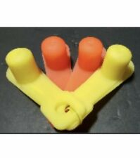 Don Pedro Spur Gloves/Protective Rubber Breeding Muffs for Poultry