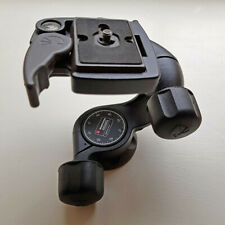 Manfrotto 460MG Magnesium 3 way Tripod Head with quick release plate