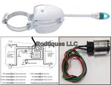 1927-1930 Studebaker 6 v  Positive Ground  LED Turn Signal Light Kit 1928 1929