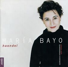 HÄNDEL : OPERA ARIAS & CANTATAS - MARIA BAYO / CD