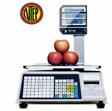 Visiontechshop Dlp 300 Label Printing Scale Pole Display 3060lbs Capacity