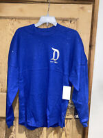 Disneyland Wishes Come True Blue Make-A-Wish Spirit Jersey small