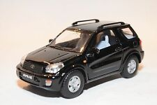 KINSMART TOYOTA RAV4 RAV 4 BLACK NEAR MINT CONDITION
