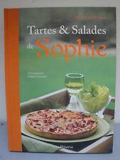Livre de Recettes - Les Tartes et Salades de Sophie