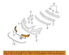 KIA OEM 06-09 Rio-Bumper Trim-Molding Trim Left 865231G050