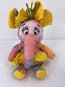 "Disney Store Winnie the Pooh Heffalump #4 Bean Bag Plush 8"""