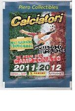 Calciatori 2011-2012 Sprint Scudetto Panini Bustina V9-16