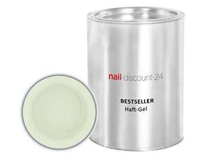 Grundier Haft UV Gel 1000ml klar dünnviskos Base Gelnägel Haftverstärker NailArt